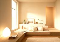 ふたつ 『帰りたくなる家』を白然素材での家づくりのイメージ